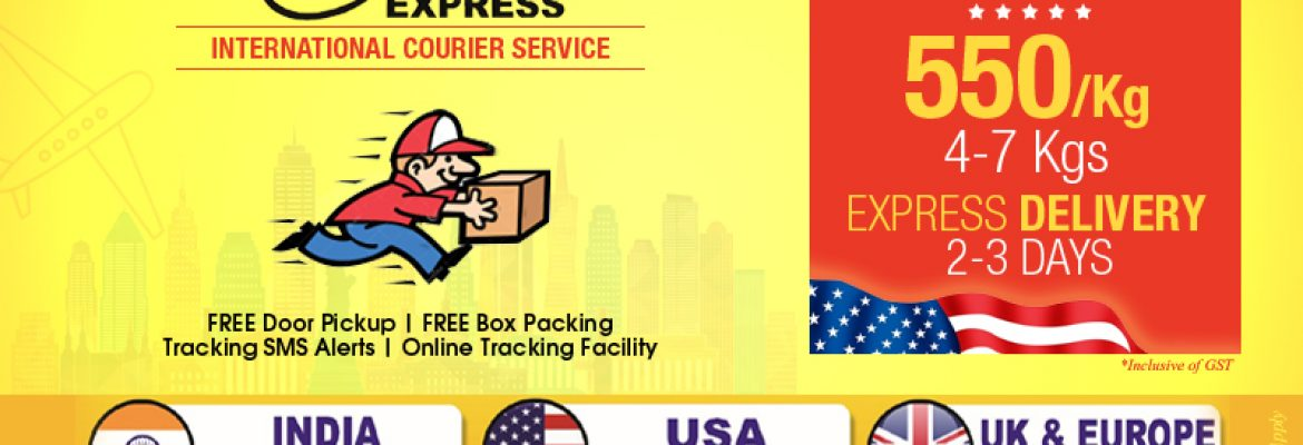 Courier Services Hyderabad